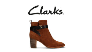 Up to 50% Off in the Boot Sale at Clarks