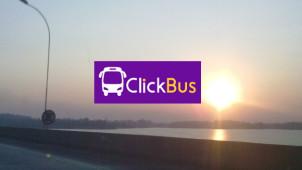 Cupom 10% OFF em passagens na ClickBus (compras a partir de R$250)