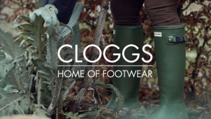 £25 Off Orders Over £150 at Cloggs