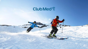 £100 Gift Card with Upfront Bookings Over £1000 at Club Med