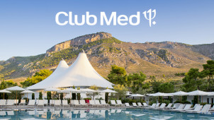 £50 Gift Card with Summer Holiday Bookings Over £3,500 at Club Med