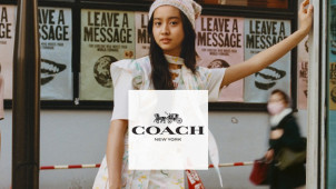 £50 Off £300+ Purchases | Coach Coupon Code