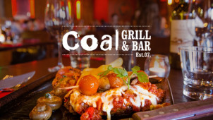 20% Off Food at Coal Grill and Bar