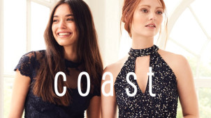 Enjoy 70% Off in the Sale at Coast