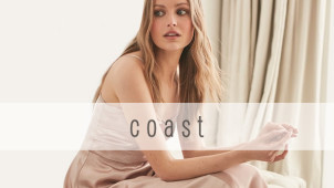 Find £20 Off in the Summer Sale at Coast