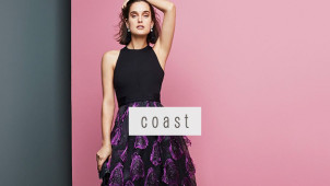Extra 20% Off Selected Orders at Coast