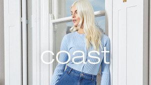 Extra 15% Off New In Plus Free Delivery at Coast