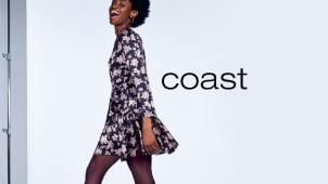 £5 Gift Card with Orders Over £65 at Coast