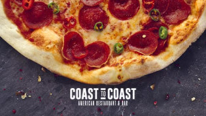 50% Off Mains at Coast to Coast
