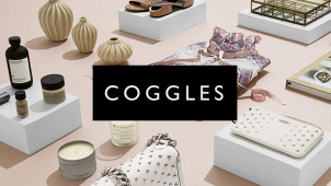 25% Off AW18 Collection Orders at Coggles