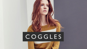 15% Off First Orders at Coggles