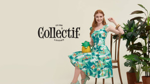 Free Delivery on Orders Over £50 at Collectif