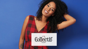 £5 Gift Card with Orders Over £80 Collectif