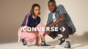 £5 Gift Card with Orders Over £50 at Converse