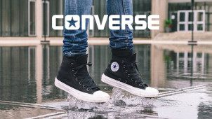 50% Off Orders in the Mid-Season Sale at Converse