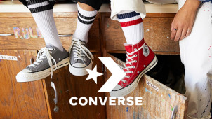 Get up to 50% Off in the Sale at Converse