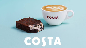 50% Off Food Orders Monday - Wednesday at Costa Coffee