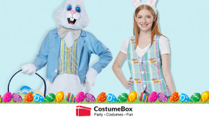 Spend $100+ on Harley Quinn Outfits & Save 10% at CostumeBox.com.au