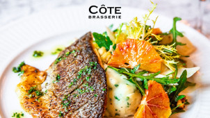 3 Course Christmas Menu from £29.95 at Côte Brasserie