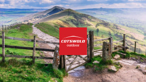 £10 Off Orders Over £100 at Cotswold Outdoor