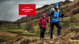 Find 50% Off Menswear in the Sale at Cotswold Outdoor