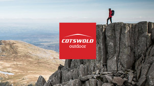 Up to 50% Off Orders in Autumn Sale at Cotswold Outdoor