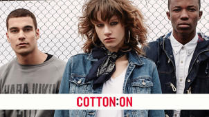 15% Off Orders at Cotton On
