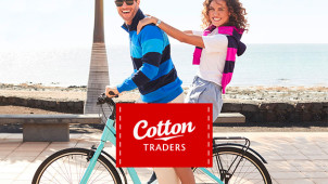 Save 25% on Orders Over £25 at Cotton Traders