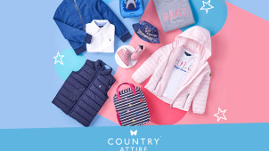 20% Off Just in August at Country Attire
