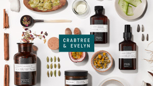 £5 Gift Card with Orders Over £40 at Crabtree & Evelyn