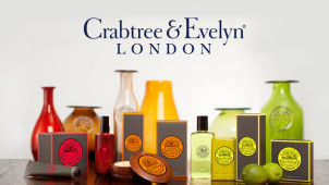 10% Off Orders at Crabtree & Evelyn