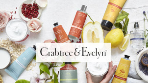 3 for 2 on Home Orders at Crabtree & Evelyn