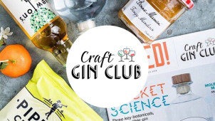£15 Off For You and a Friend With Friend Referrals at Craft Gin Club
