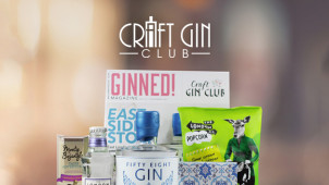 30% Off First Box Orders at Craft Gin Club