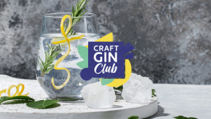50% Off First Box Orders at Craft Gin Club