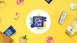 30% Off Your First Box at Craft Gin Club