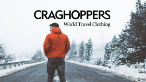 15% Student Discount at Craghoppers