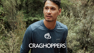 Up to 50% Off in the Outlet at Craghoppers
