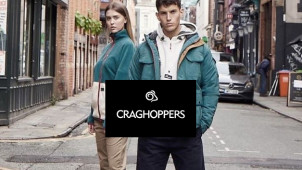 Save 15% on Orders + Get Free Delivery 🙌   Craghoppers Discount Code