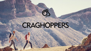 25% Off Full Price Orders at Craghoppers