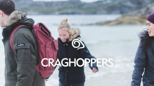 Extra 10% Off Orders Including Sale at Craghoppers