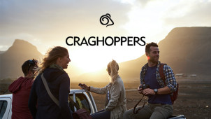 25% Off Selected Orders at Craghoppers
