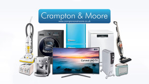 10% Off Selected TVs at Crampton and Moore