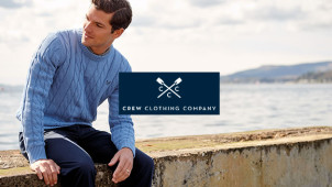 Discover 60% Off Selected Orders in the Mid Season Sale at Crew Clothing