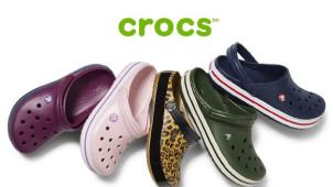 €15 Korting op bestellingen vanaf €50 bij Crocs