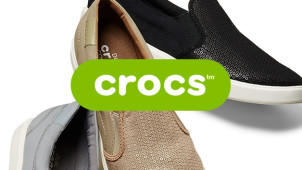 20% Off Orders Over £60 at Crocs
