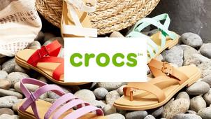 Spare 30% Rabatt ab 50 EUR MBW bei Crocs