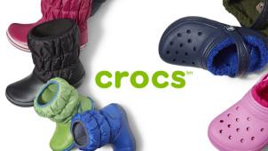25% Korting op je bestelling bij Crocs