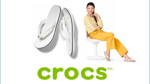 20% Off Orders at Crocs