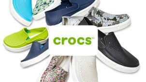 Slevový kupon -30% při koupi 2 párů od Crocs.eu
